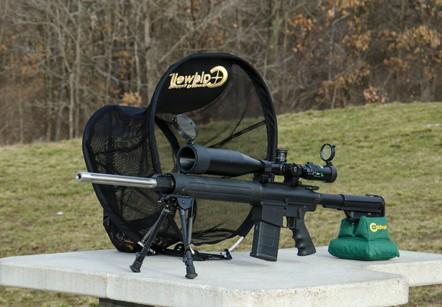 Brass Trap - 122560 with AR 10
