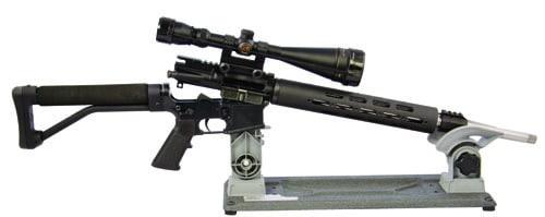 AR Armorers Vise - 156224 AR open