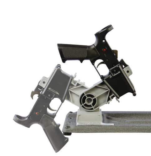 AR Armorers Vise - 156224 magwell rotation demo