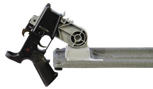 AR Armorers Vise - 156224 magwell rotation