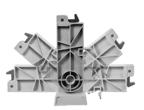 AR Armorers Vise - 156224 rotation demo magwell BW