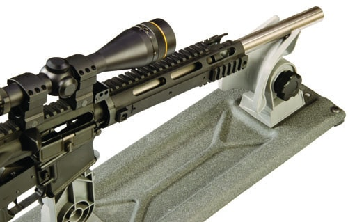 AR Armorers Vise - 156224 short barrel cradle
