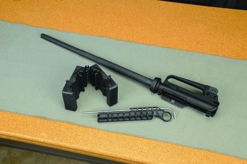 Delta Series AR-15 Upper  Vise Block Clamp - 156444 layout