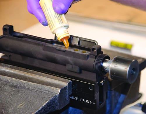 AR 15 Receiver Lapping Tool - 156757 E