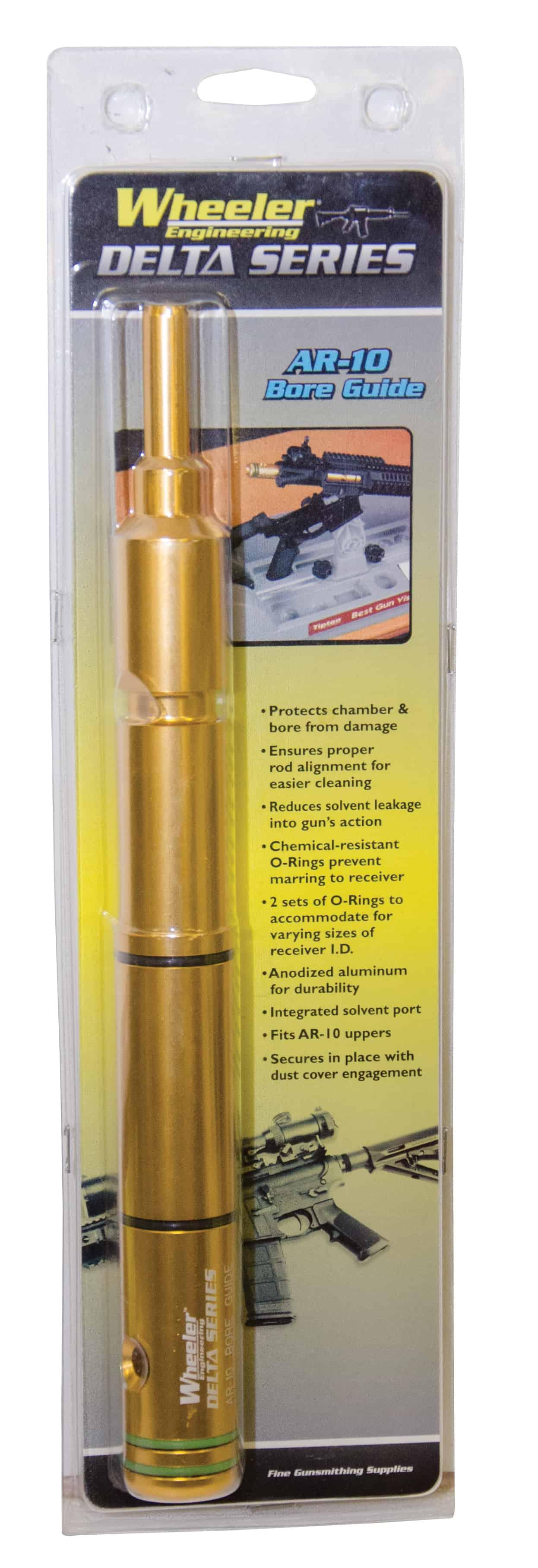 Delta Series AR-10 Bore Guide - 156777 AR 10 boreguide box
