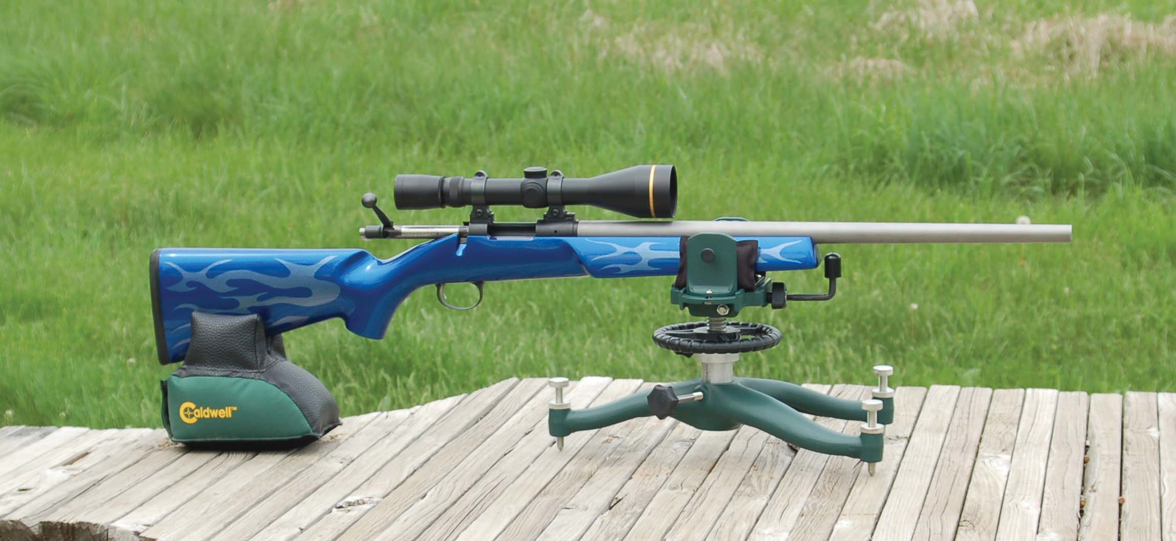 Benchrest Shooting Tips Benches