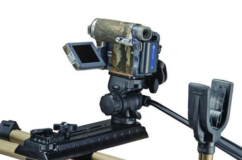 DSFP Optics Adaptor kit - 488333 closeup vidcamera