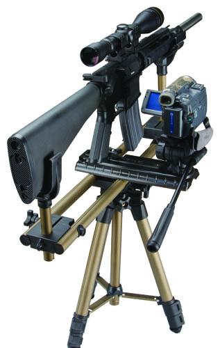 DSFP Optics Adaptor kit - 488333 on DSFP w vidcamera AR 15