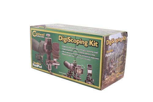 DSFP Digiscoping Kit w/ Smart Phone Cradle - 488444 box