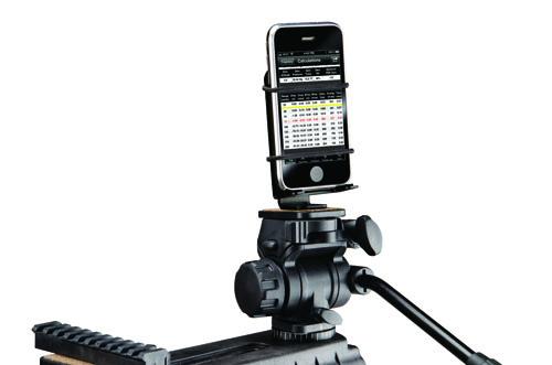 DSFP Digiscoping Kit w/ Smart Phone Cradle - 488444 digi cradle ballistics