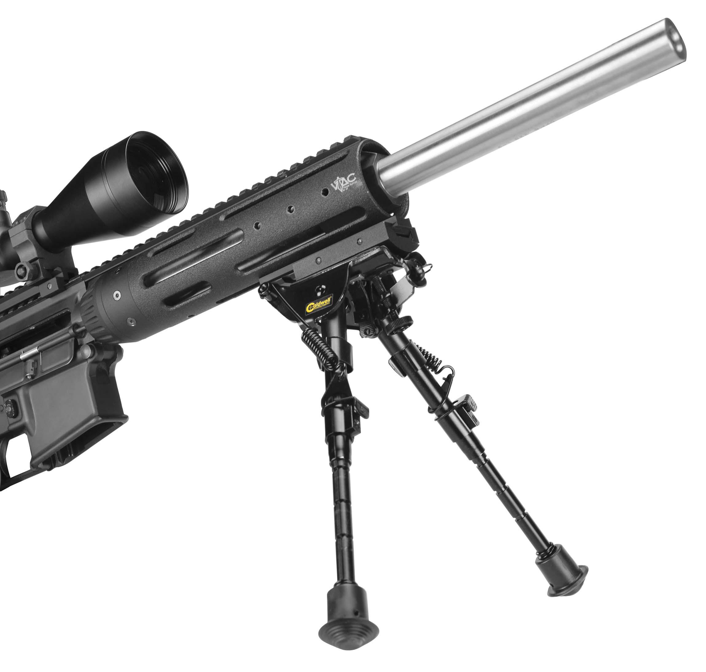 Bipod Adaptor for Picatinney Rail - 535423 gun bipod