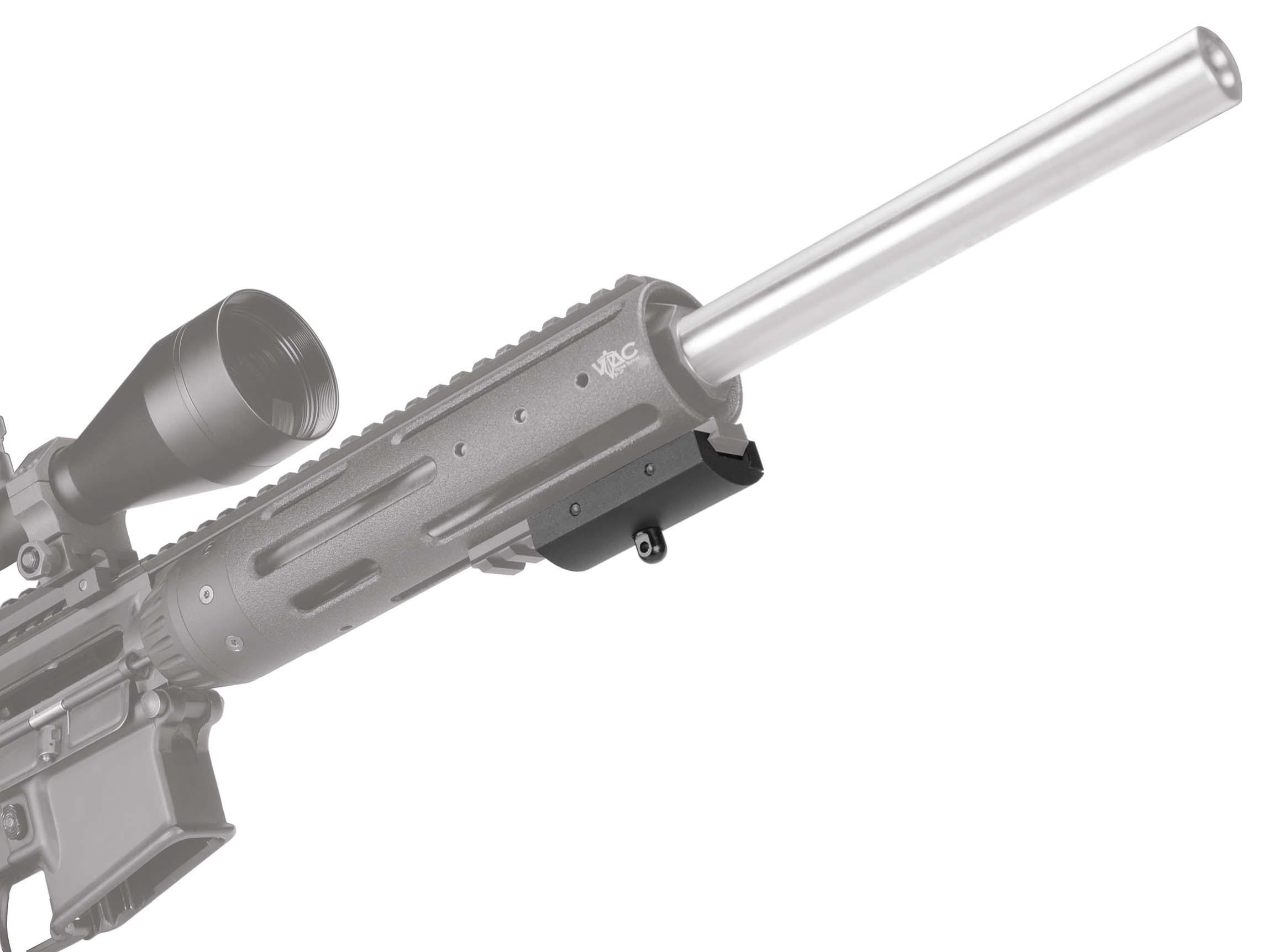 Bipod Adaptor for Picatinney Rail - 535423 gun ghost