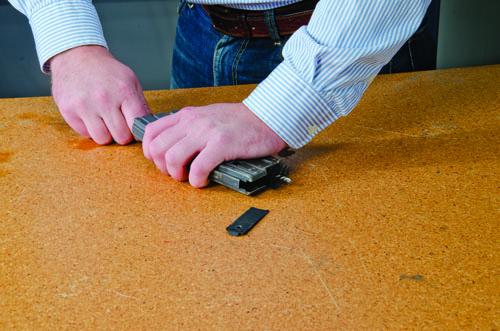Magazine Cleaning Brush - 557575 takedown action brush inside
