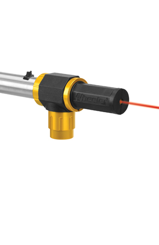 Professional Laser Bore Sighter, Red - 580022 action shot