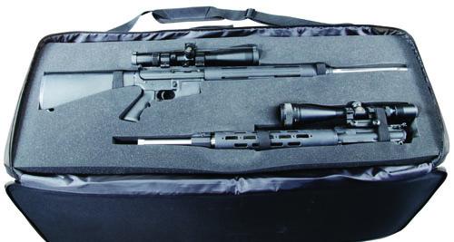 AR Transporter Case - 720154 open