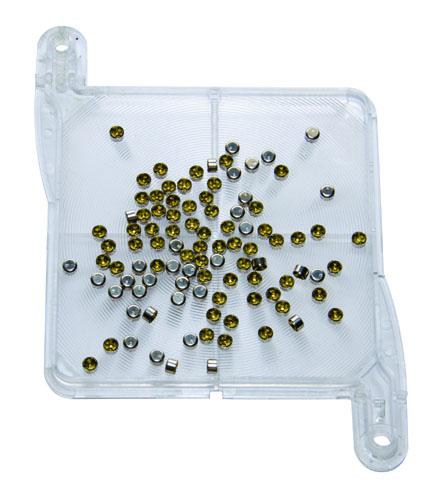 Vibra Prime - 855712 tray loaded primers scattered