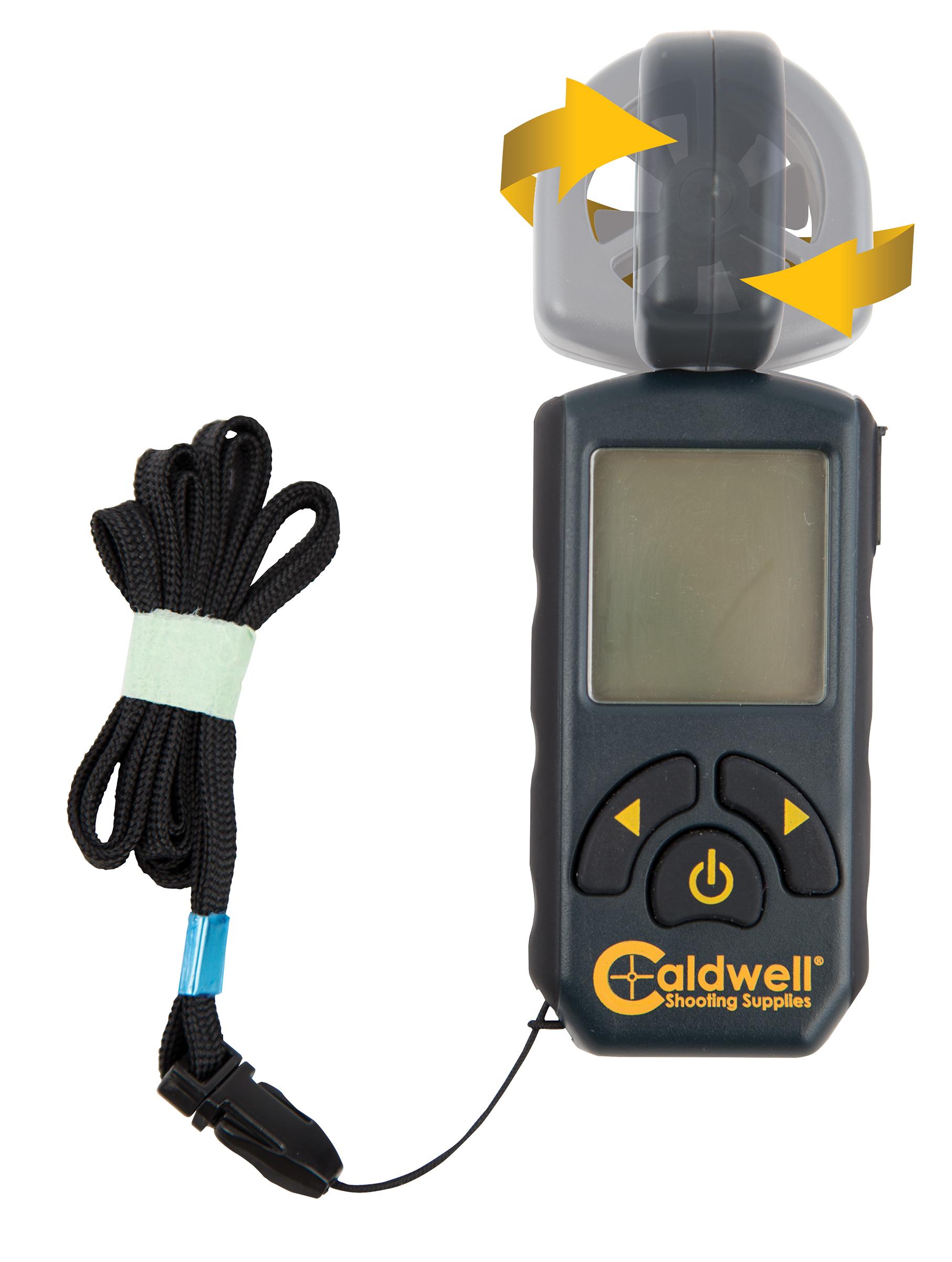 Cross Wind™ Professional Wind Meter - 112500 demo rotation