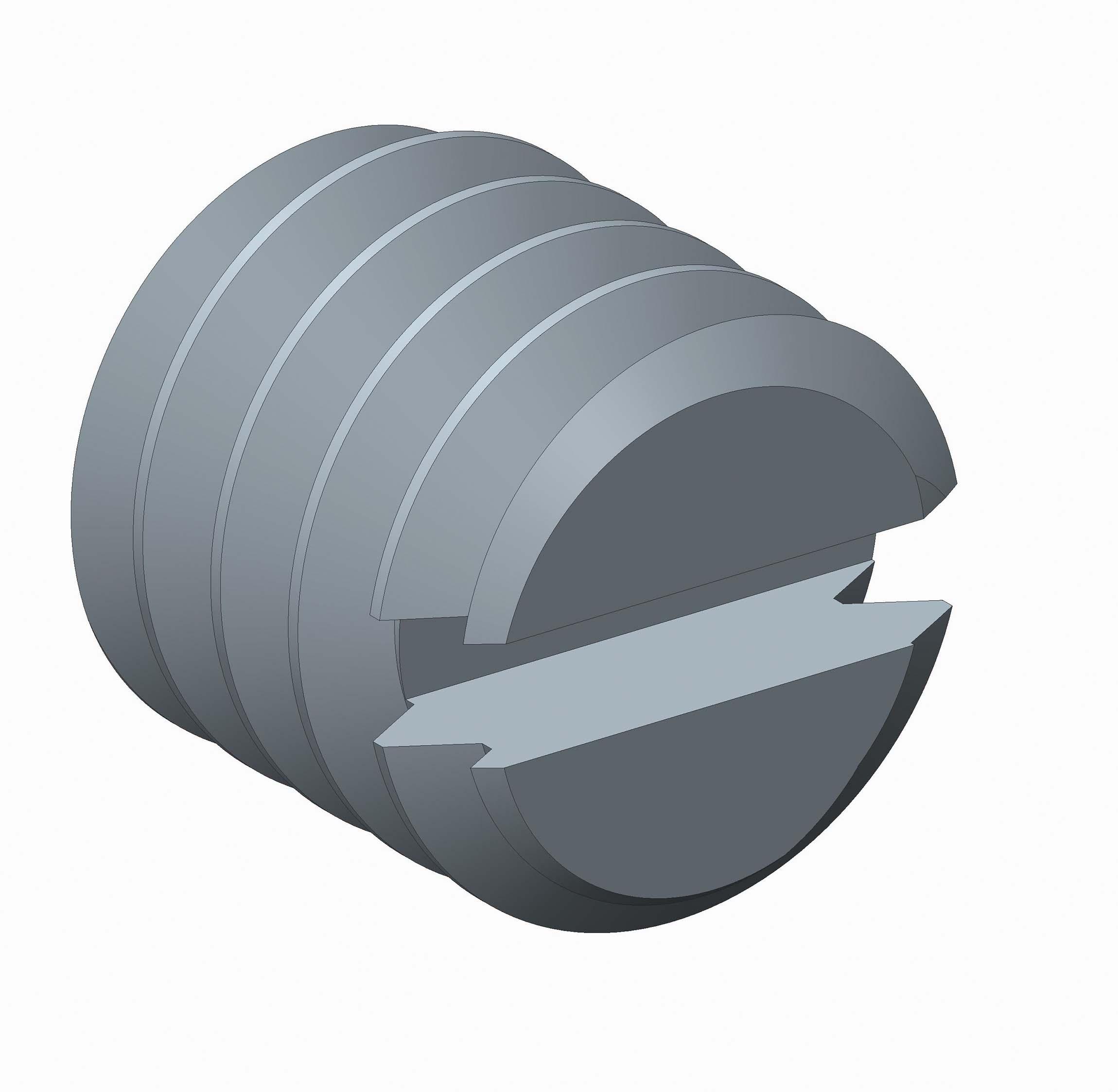 Optics Fastener Kit - 142434 plug
