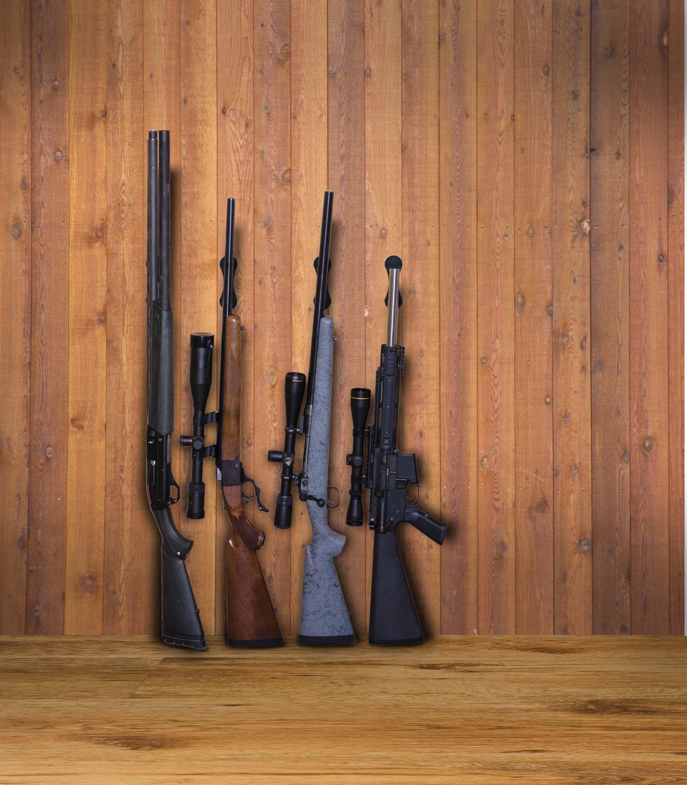Gun Concealment Magnet - 222501 action wallmounts guns
