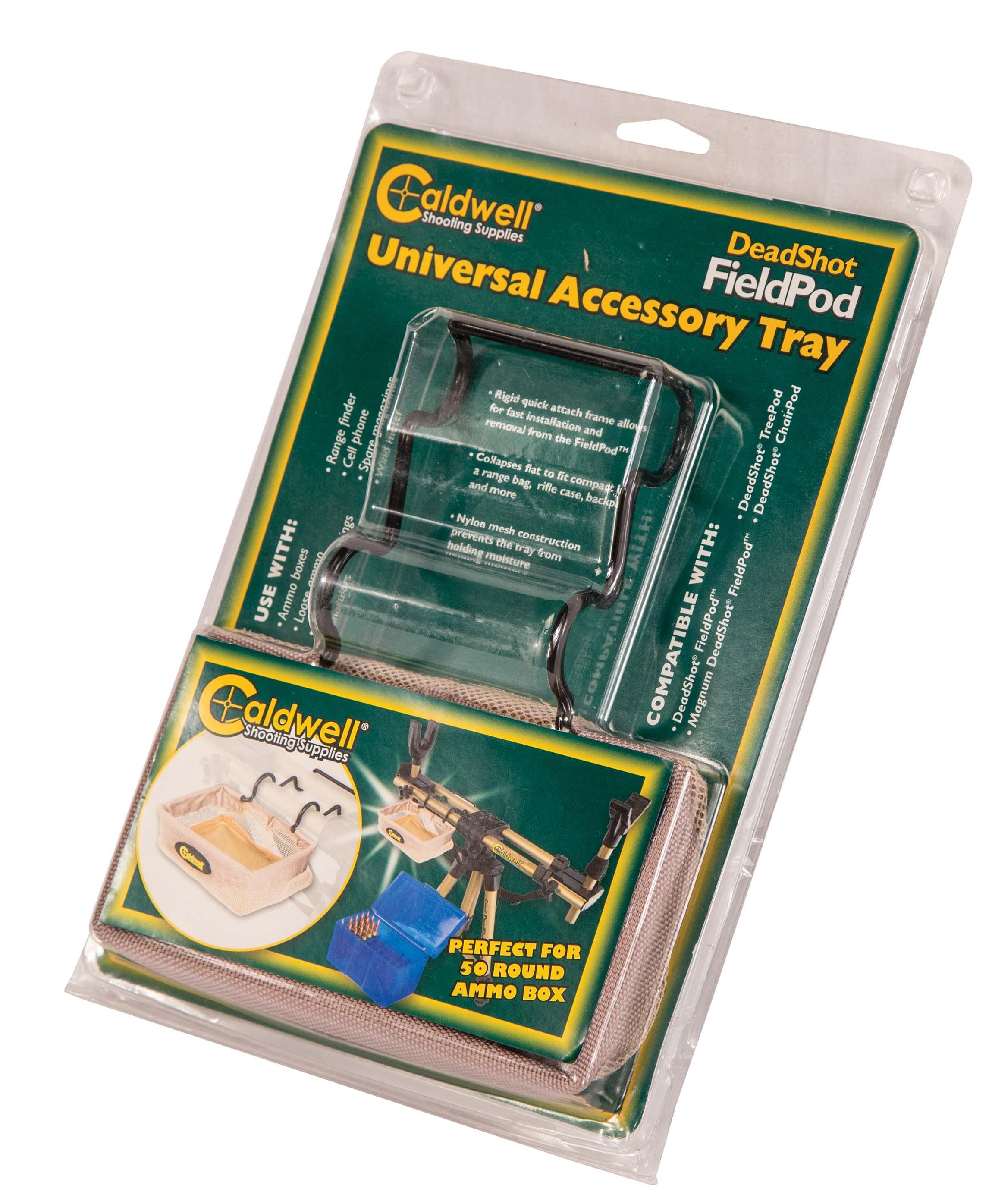 DeadShot® Universal Accessory Tray - 759432 box