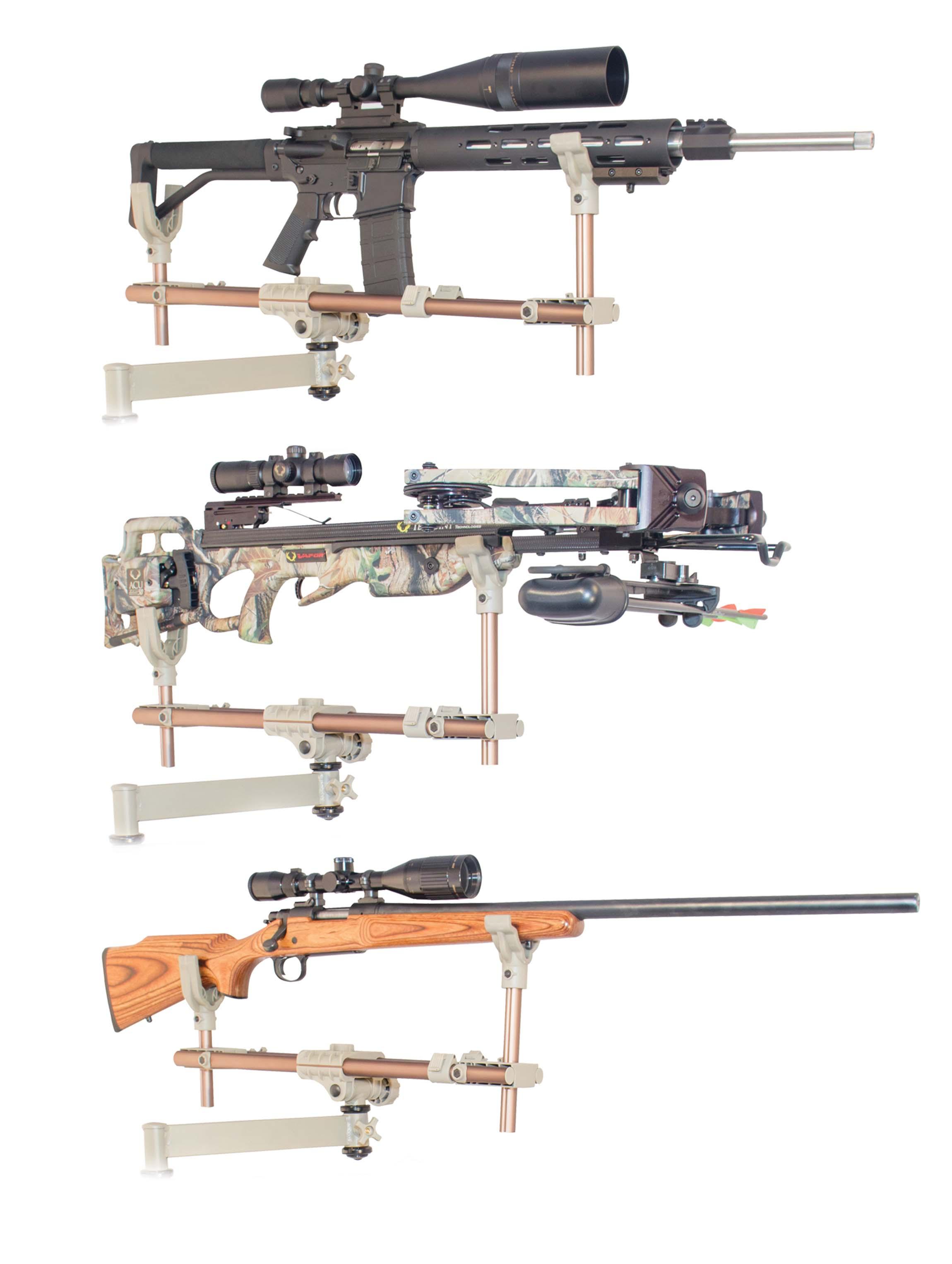 Caldwell® DeadShot® ChairPod - 795234 Upper Diff Guns