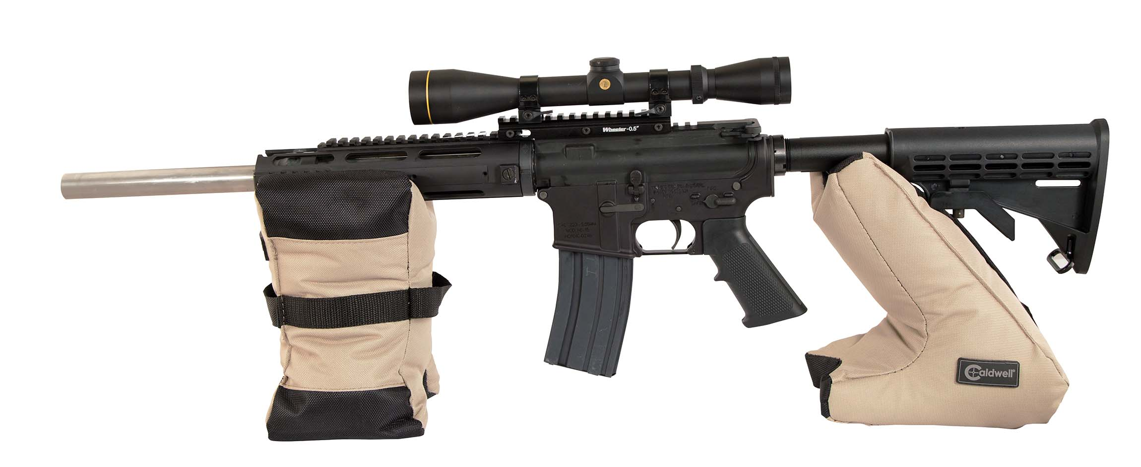 AR DeadShot Tactical Bag Set - 934693 AR Adjustible Stock