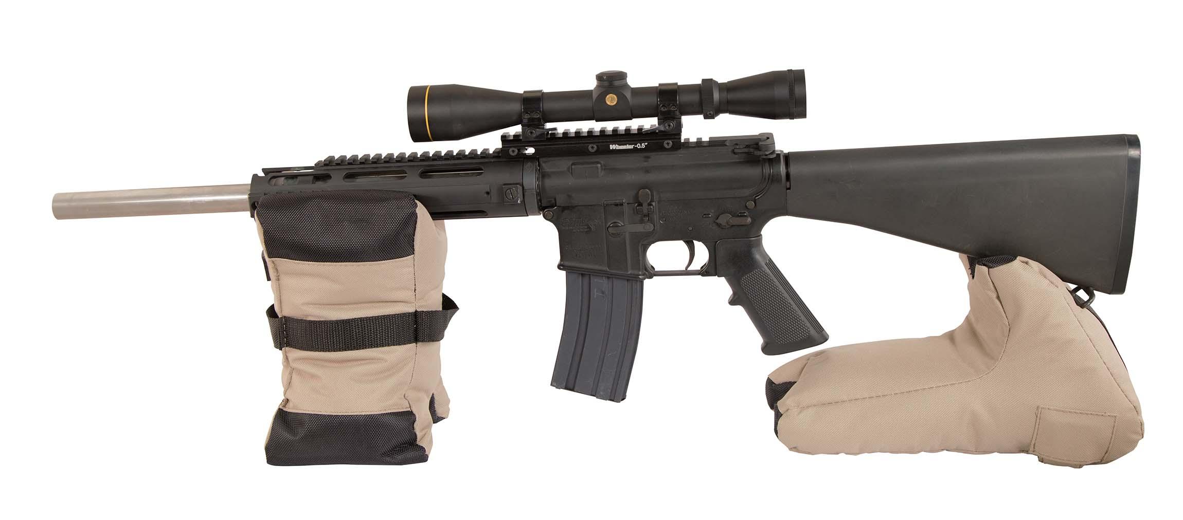 AR DeadShot Tactical Bag Set - 934693 AR fixed Stock