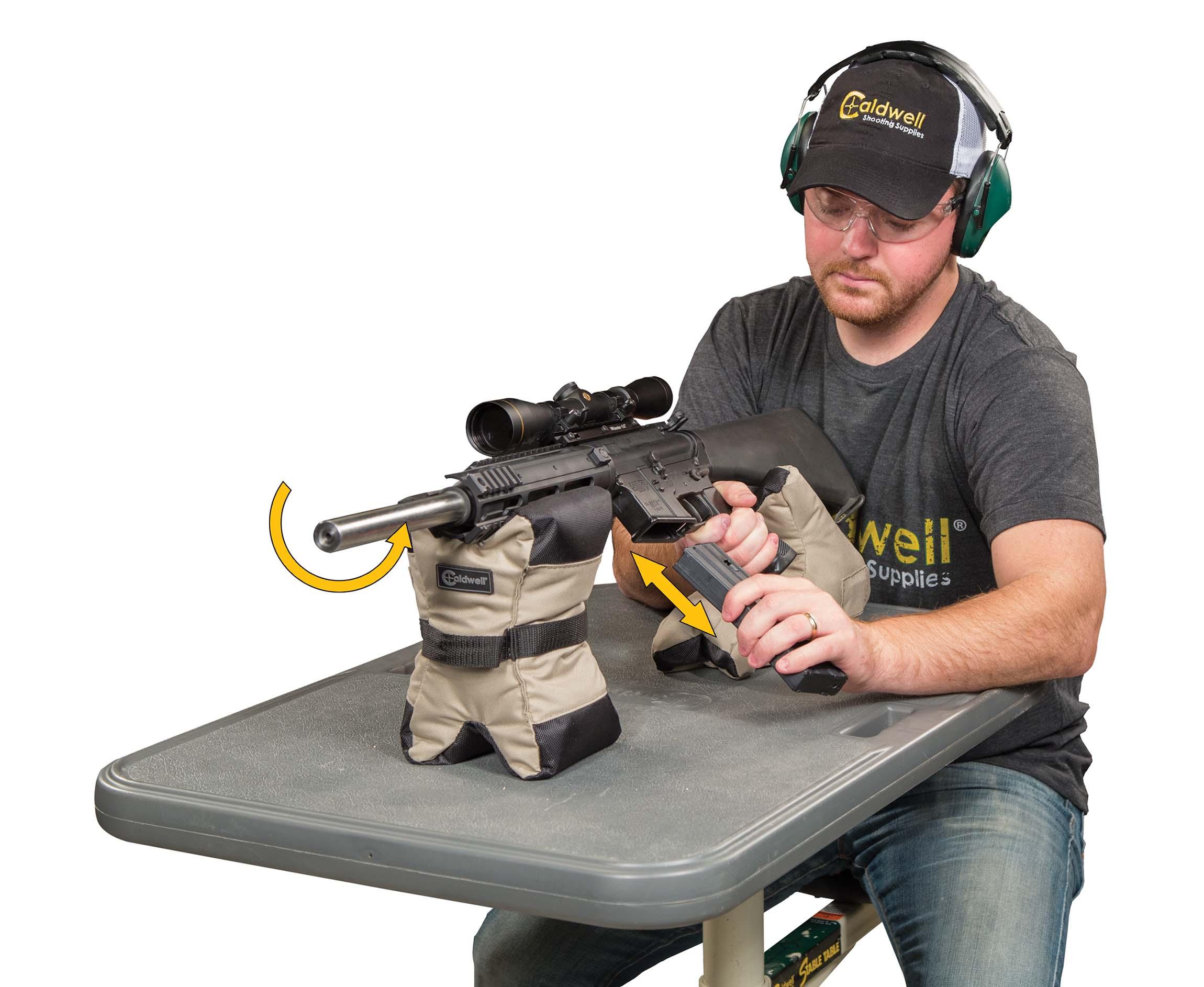 AR DeadShot Tactical Bag Set - 934693 action mag change